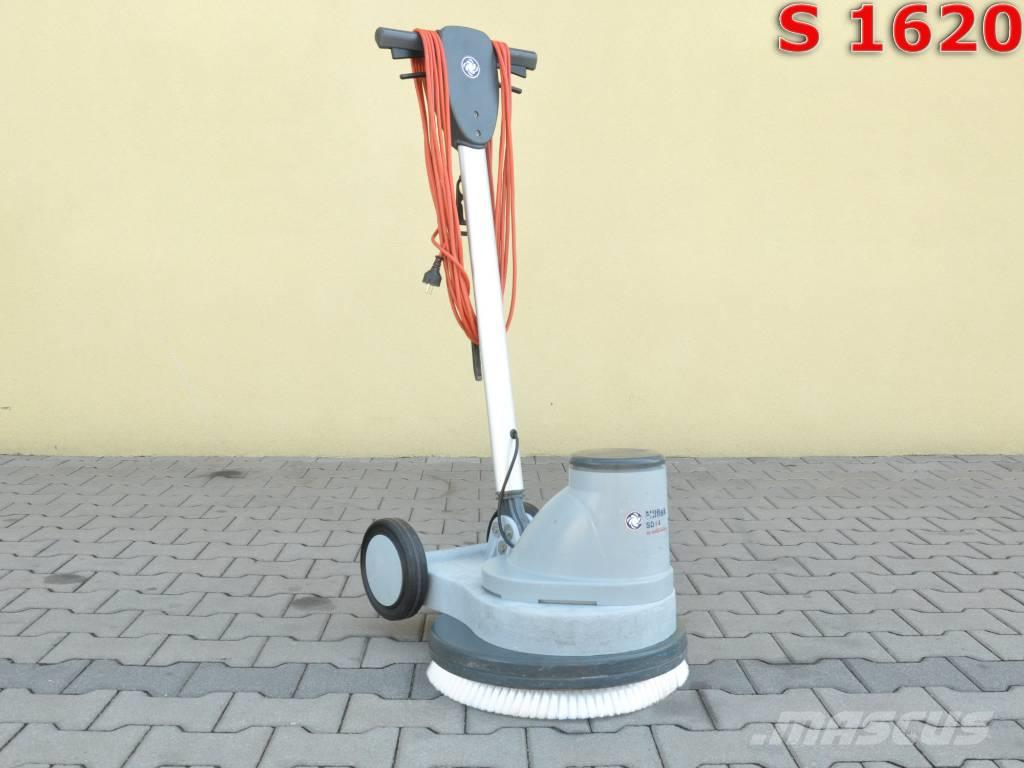 [Other] Scrubber dryer NILFISK SD 4