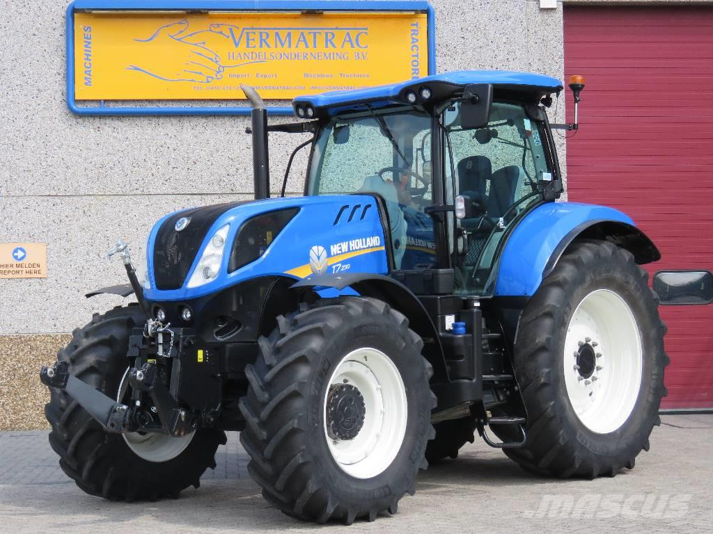New Holland T7.230 PC