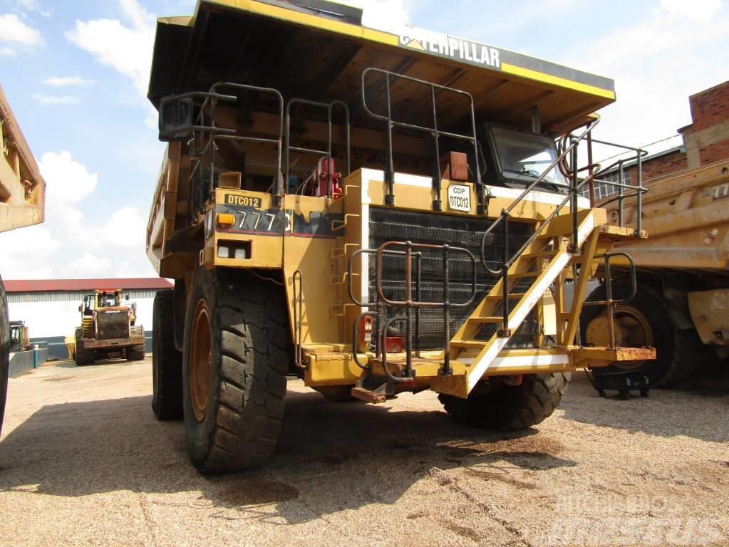 Caterpillar Rigid Dump Truck