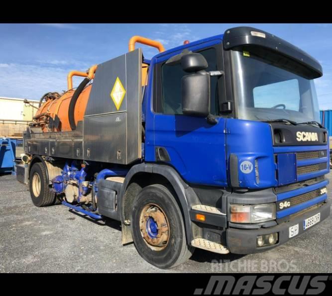 Scania 94 G 300