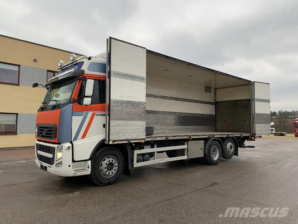 Volvo FH420 6x2+EURO5+SIDE OPENING