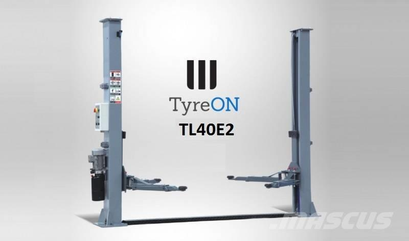 TyreOn TL40E2 Two Column Lift - up to 4000 kg