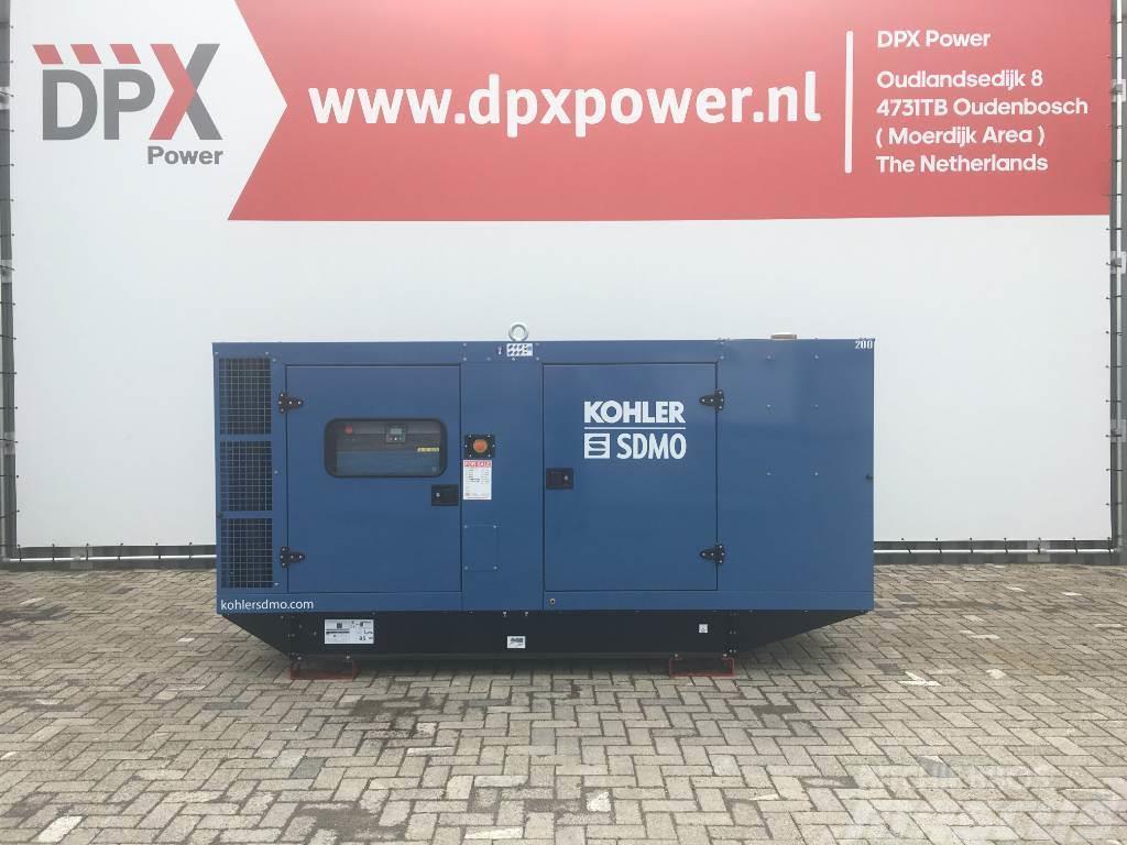 Sdmo J200 - 200 kVA Generator - DPX-17109