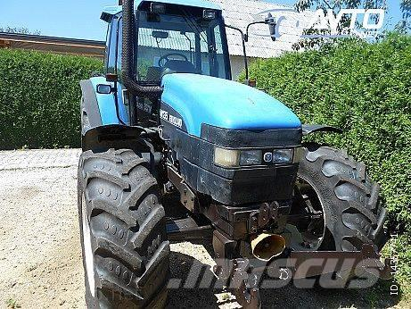 New Holland M 135
