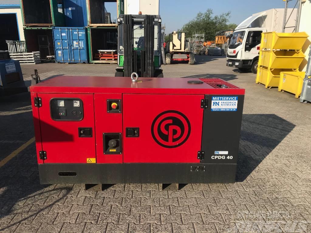 [Other] CP Chicago Pneumatic Stromerzeuger Typ CPDG 40