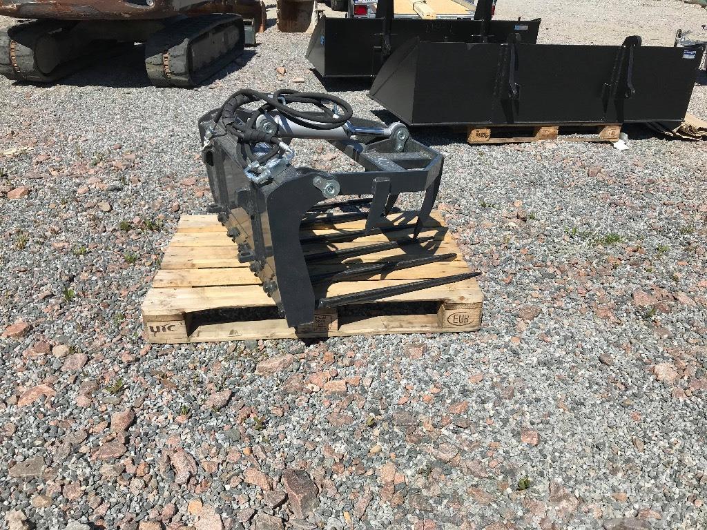 [Other] Krokodilgrep hjullastare/traktor