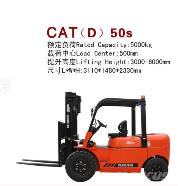 Cathefeng CAT 50s