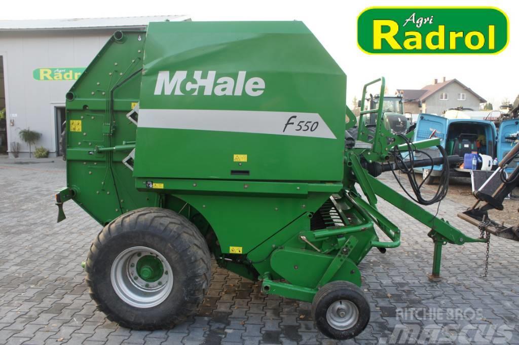 McHale F 550