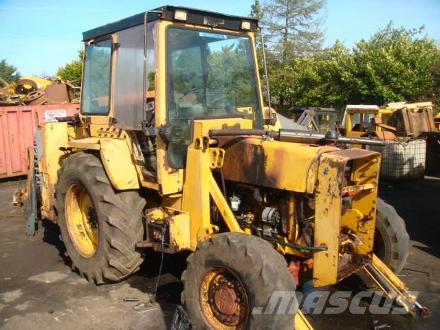 massey ferguson 50hx dismantling only occasion ann e d 39 immatriculation 1988 tractopelle. Black Bedroom Furniture Sets. Home Design Ideas