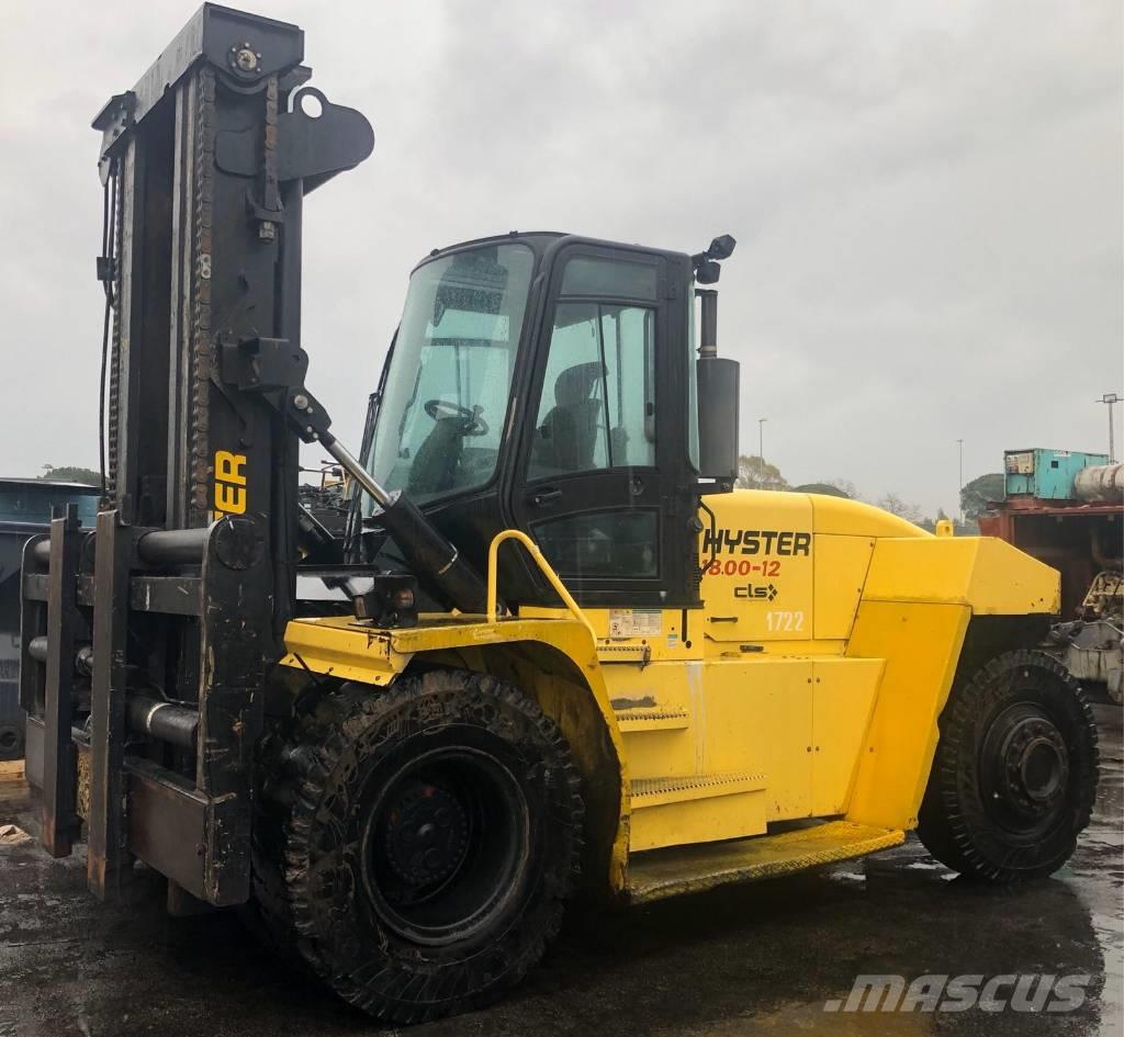 Hyster H 18.00 XM-12