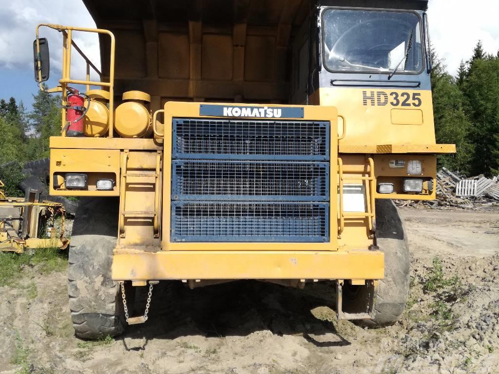 Komatsu HD 325-3