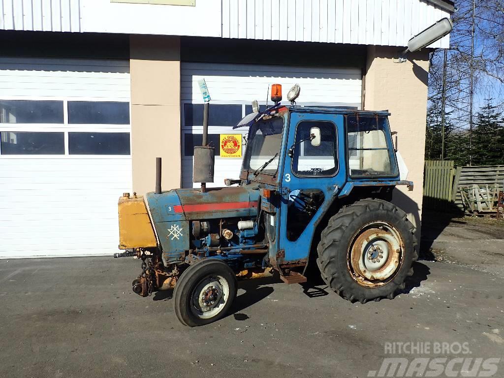 Ford 2000 1976 traktor