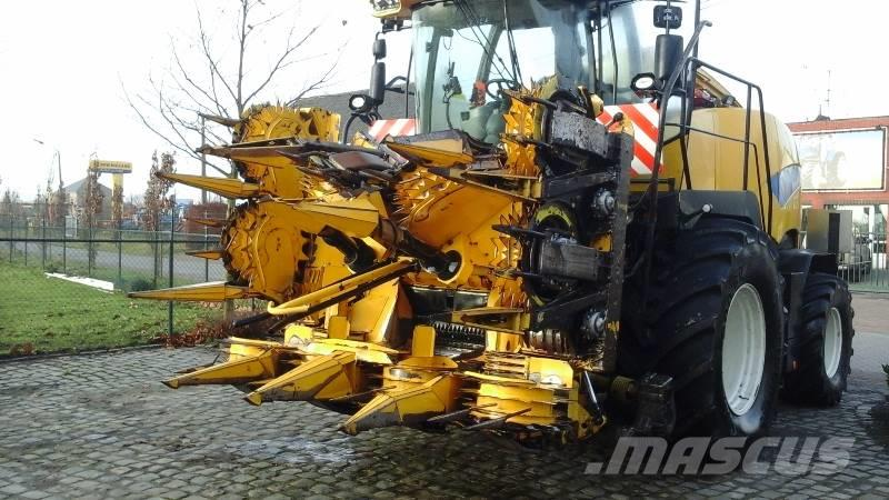New Holland 375 FIE