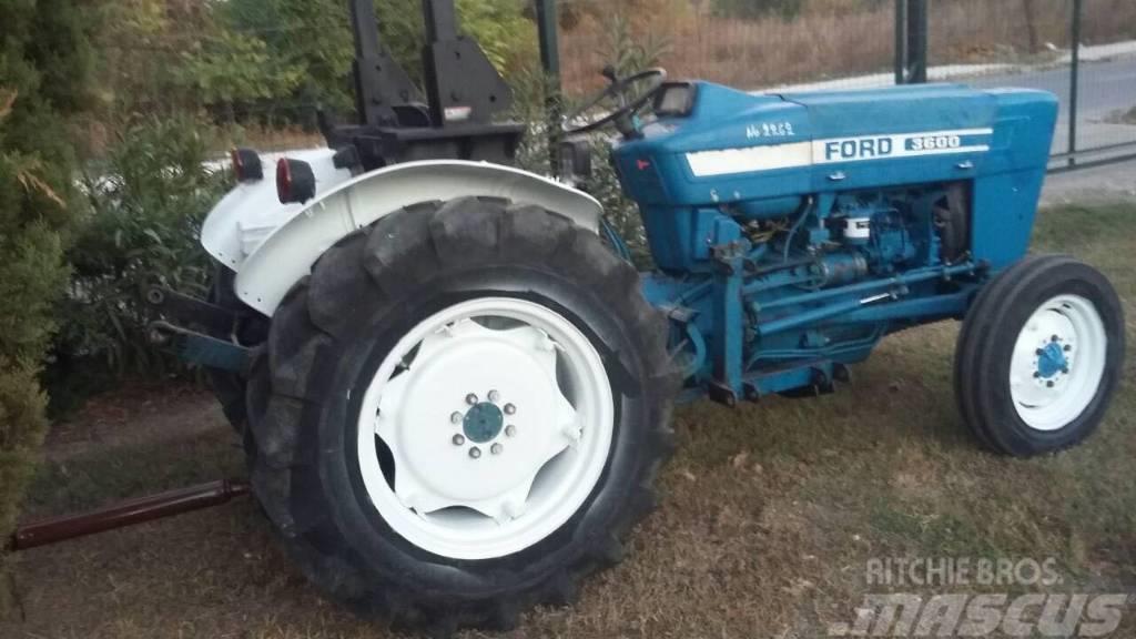 Ford 3600 N