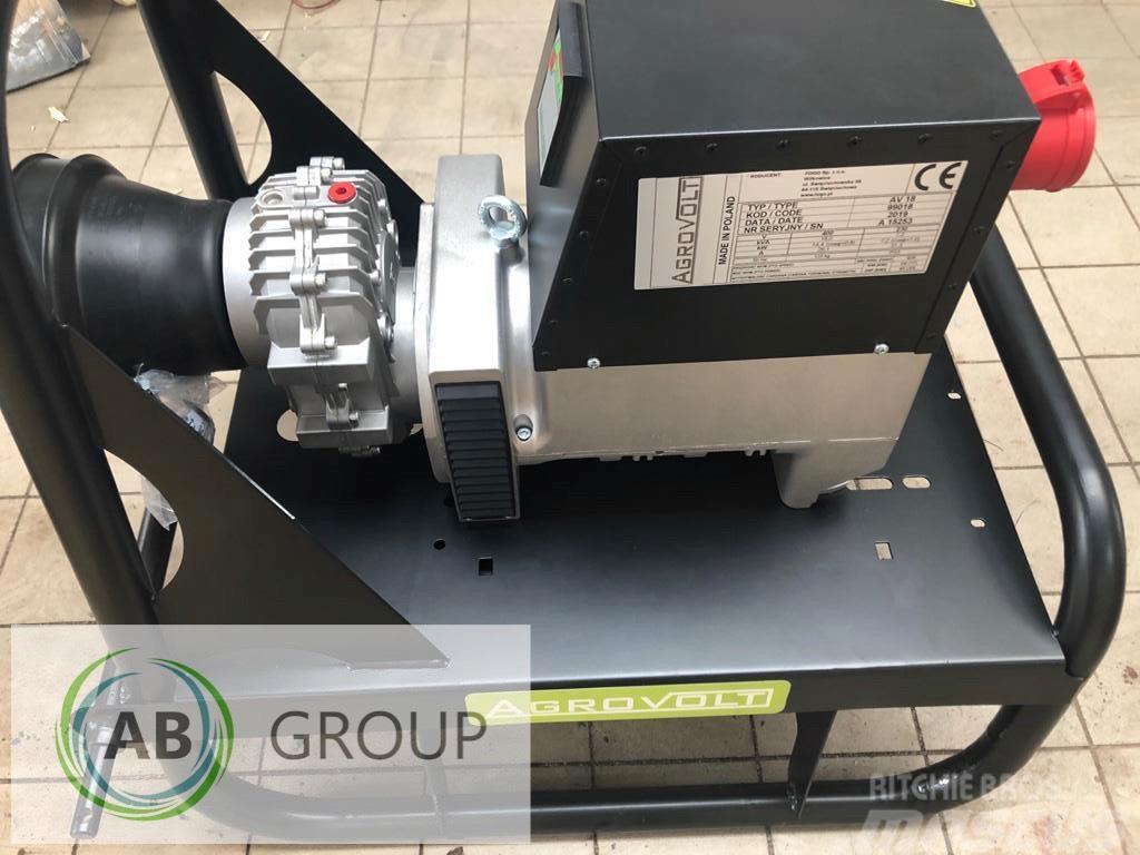 [Other] Agrovolt Stromaggregate AV18 / Generator AV18