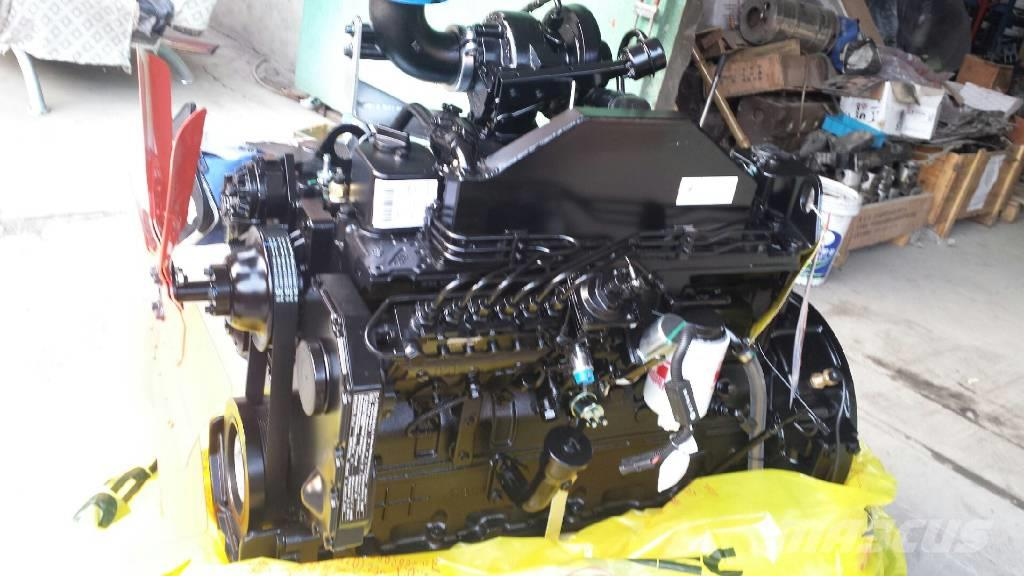 Shantui SG18-3 Engine assy 6BTAA5.9-C180