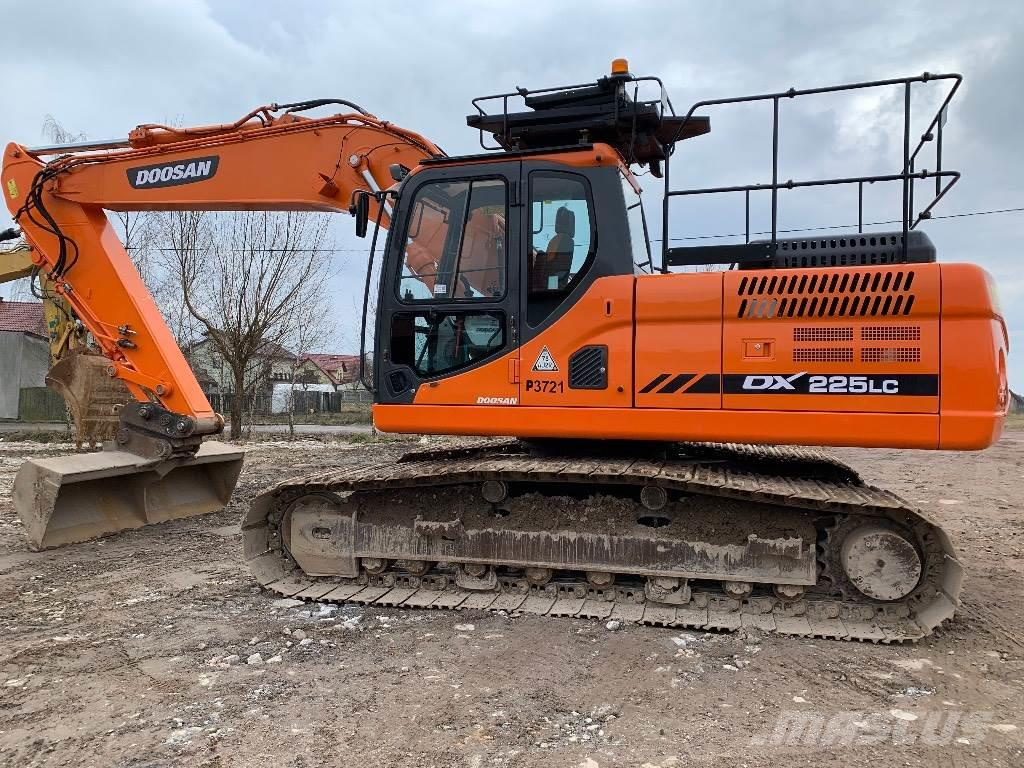 Doosan DX 225 LC-3 235 255 bank financing EU