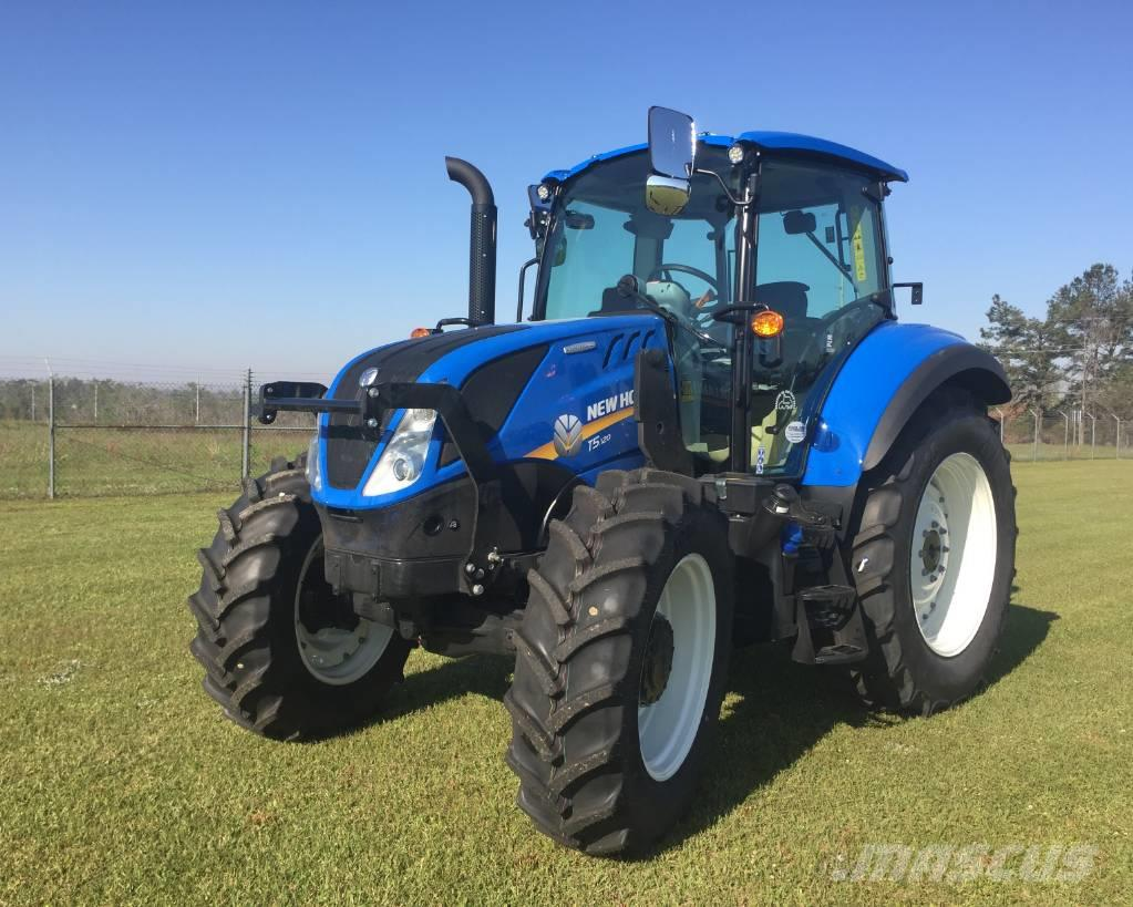 New Holland T 5.120 EC  #13136