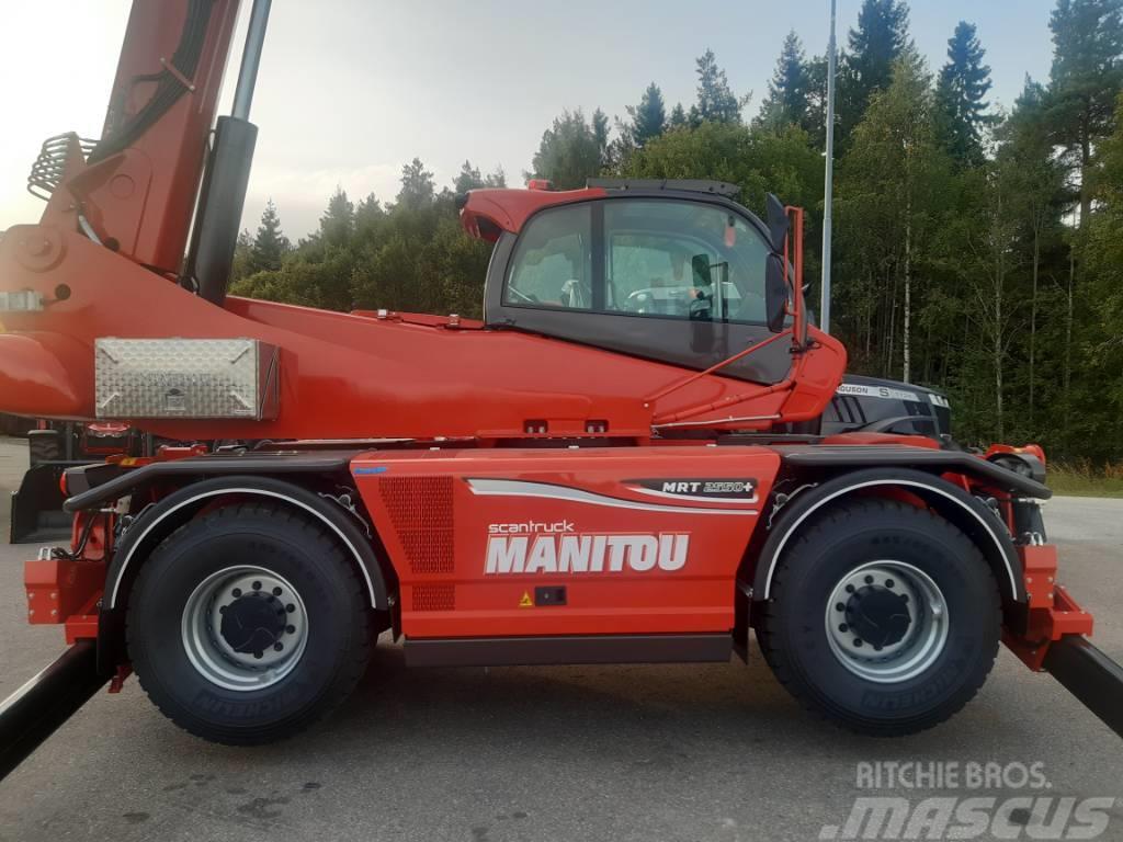 Manitou MRT2550 st4+