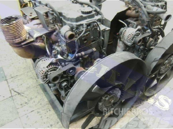 Cummins ISBE 275 30 / ISBE27530, 2002, Motorer