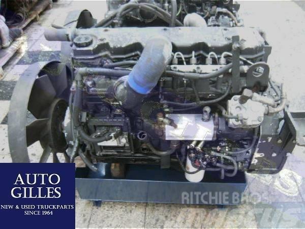 Cummins ISBE 275 30 / ISBE27530 LKW Motor