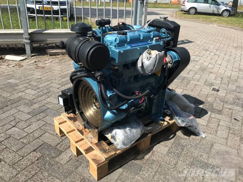 Perkins 4.4 GM - Marine Auxiliary 42.7 kW - DPH 105428