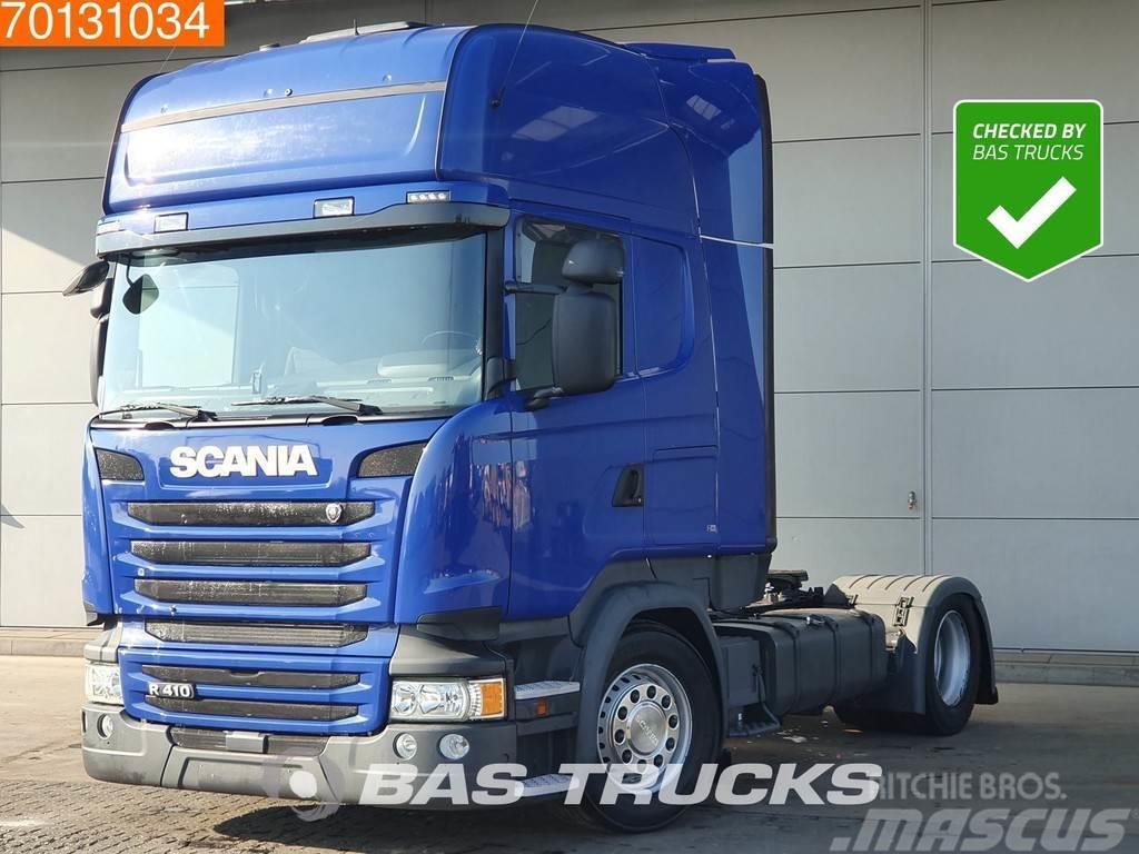 Scania R410 4X2 Mega Retarder ACC Navi 2x Tanks