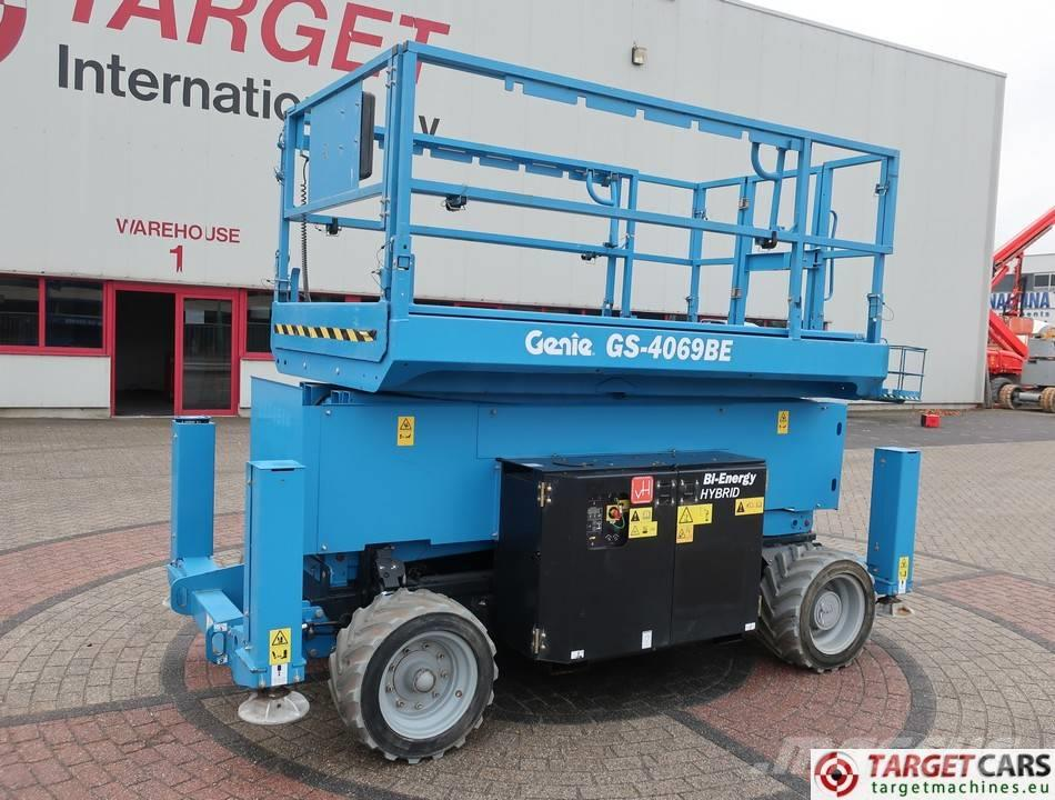 Genie GS-4069BE Bi-Energy Scissor Work Lift 1412cm