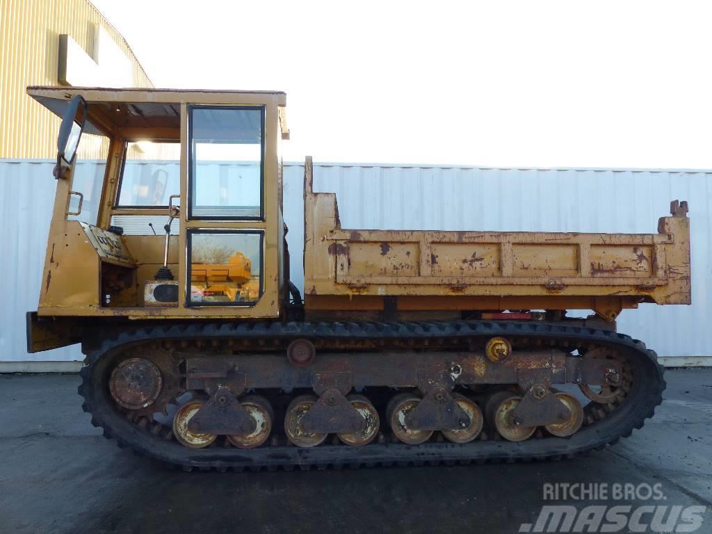Morooka MST 800 E