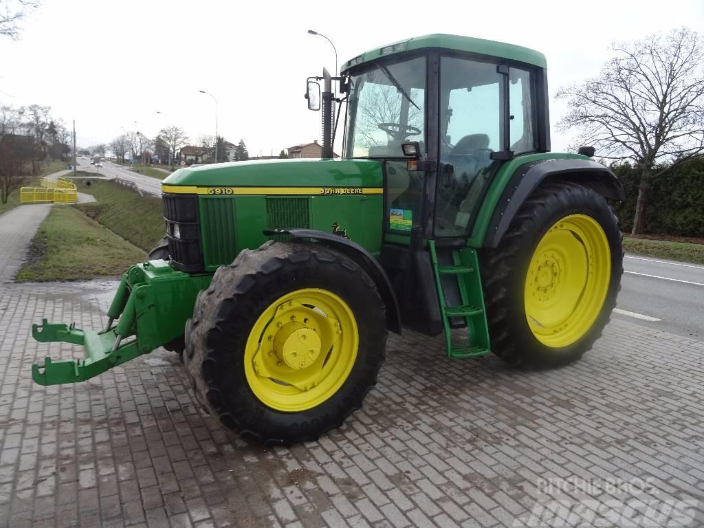 john deere 6910 preis baujahr 1999 gebrauchte traktoren gebraucht kaufen und. Black Bedroom Furniture Sets. Home Design Ideas