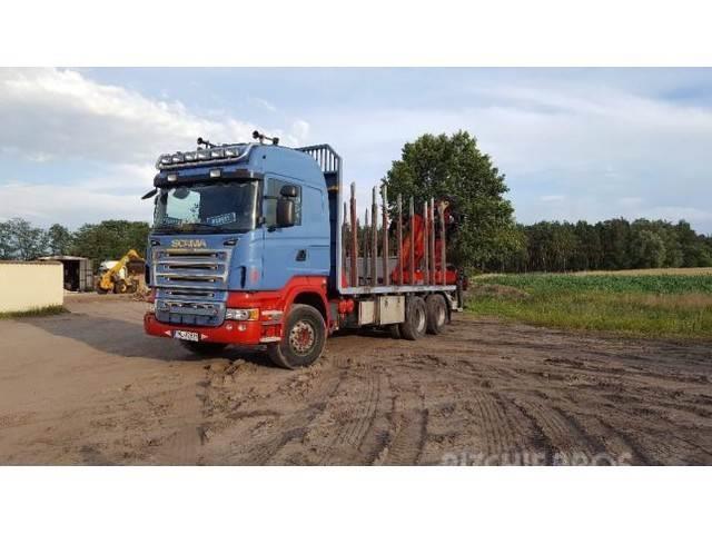 Scania - R620