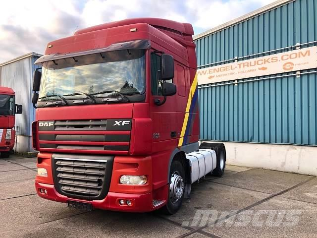 DAF XF105-460 SPACECAB (MANUAL GEARBOX / ZF-INTARDER /