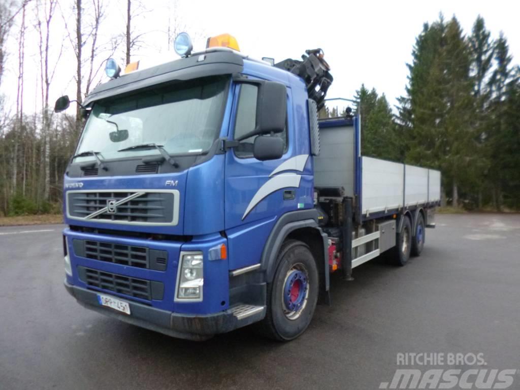 Volvo 300-380 6x2*4Jmn