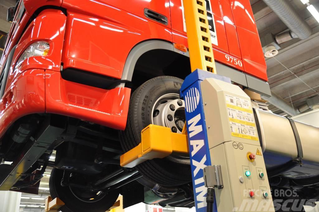 [Other] MAXIMA Pelarlyft for tunge fordon ML4030