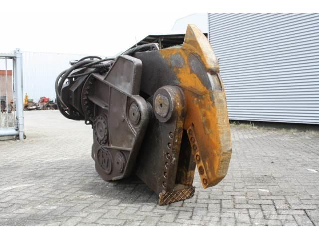 Used Caterpillar Demolition Shear Vt40 Mp20 Cutters For