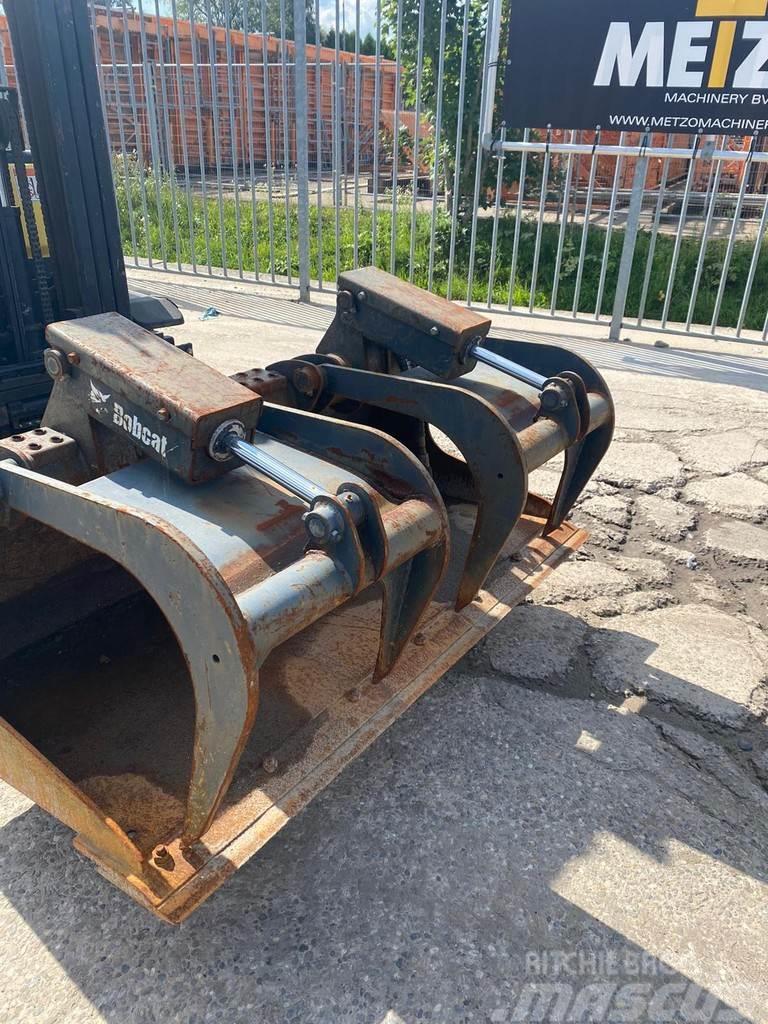 Bobcat industrial grapple CPPL 62