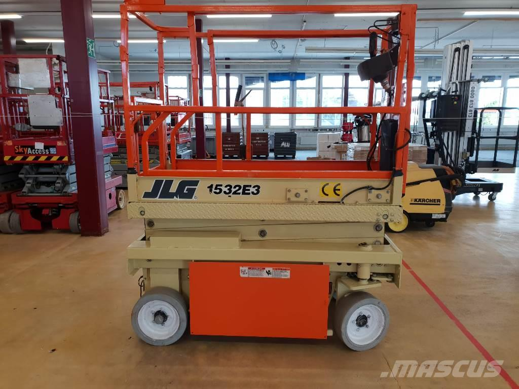 Used Jlg 1532 E Scissor Lifts Year  2002 Price  Us  4 629 For Sale