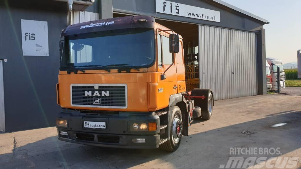MAN 19.403 4X2 tractor unit - tipp. hyd