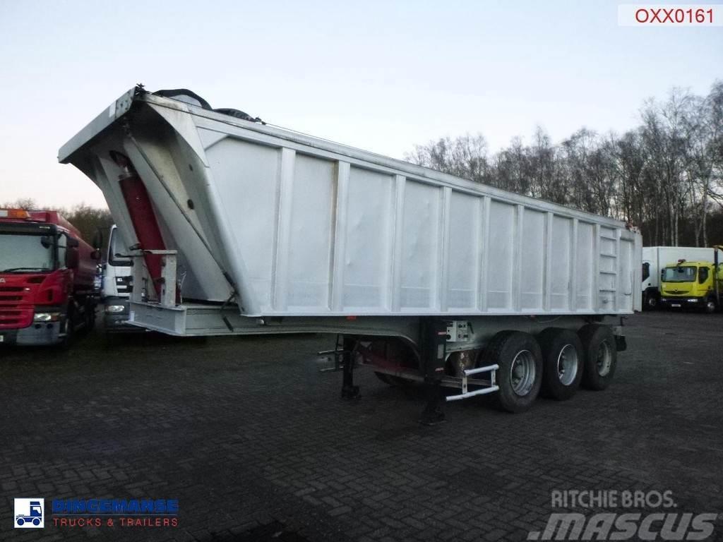 General Trailer Tipper trailer alu 25.5 m3