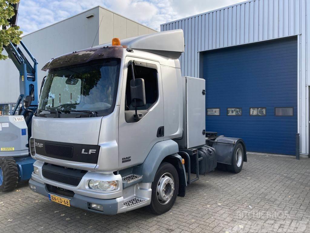 DAF LF55 250 pk 26 ton vrachtwagen trekker