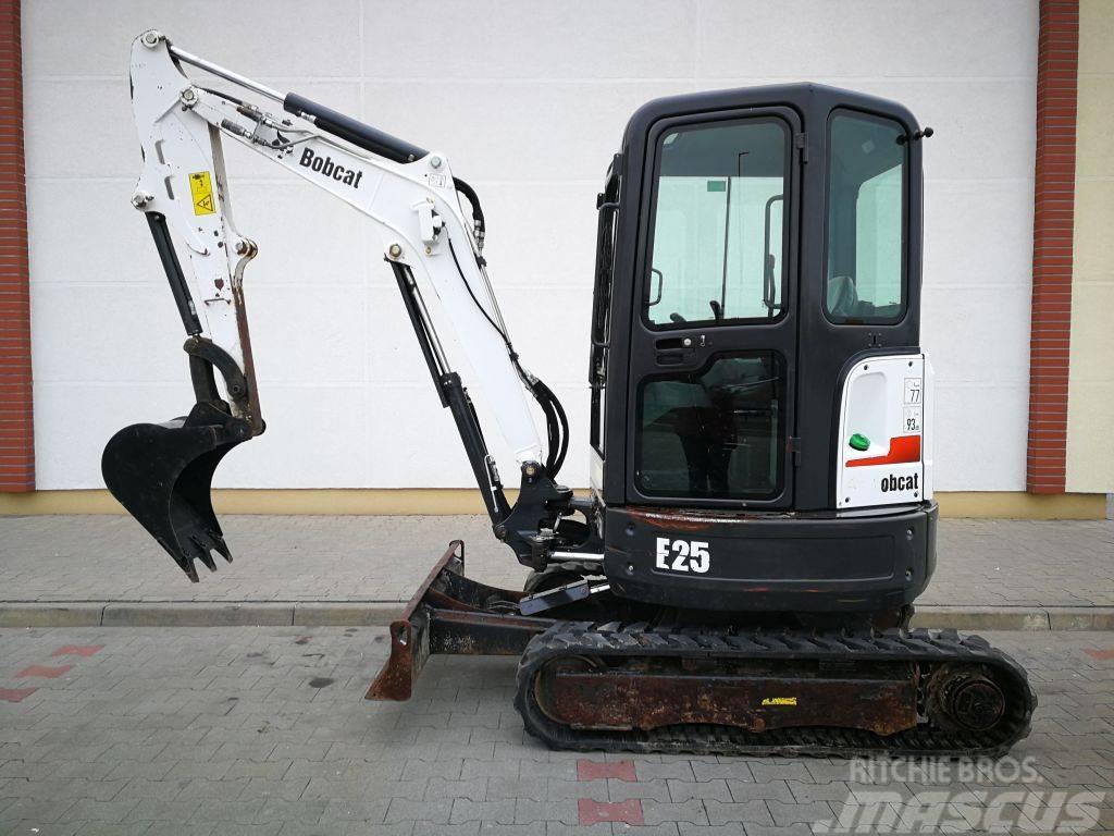 Bobcat E 25