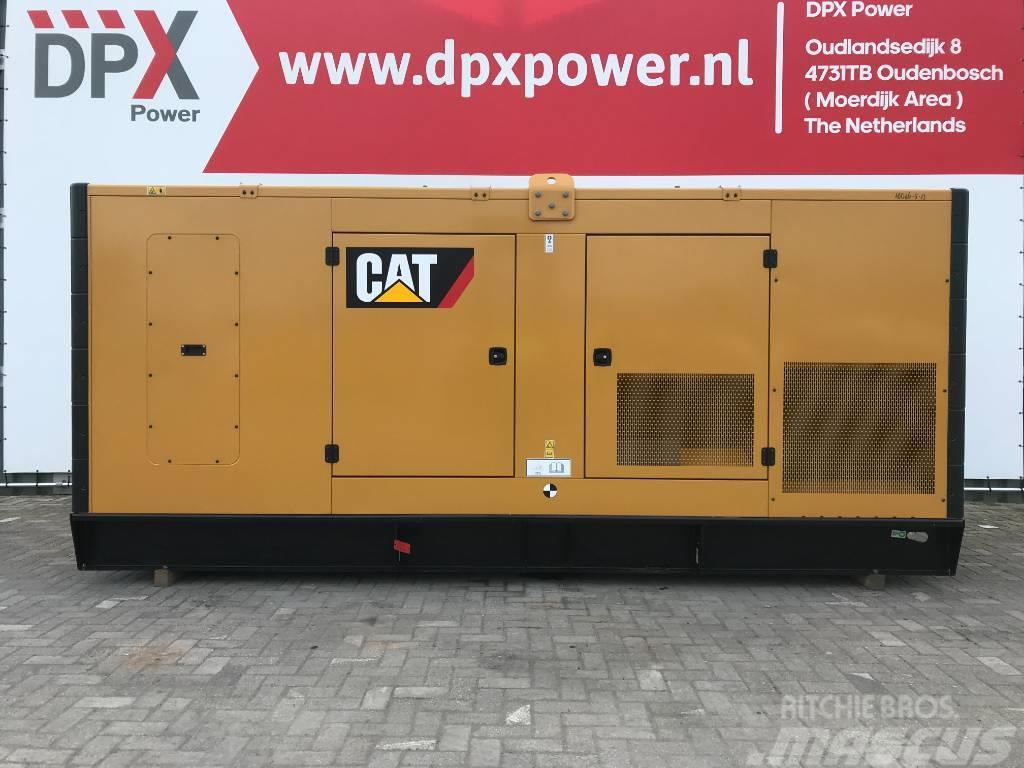 Caterpillar DE500E0 - C15 - 500 kVA Generator - DPX-18026