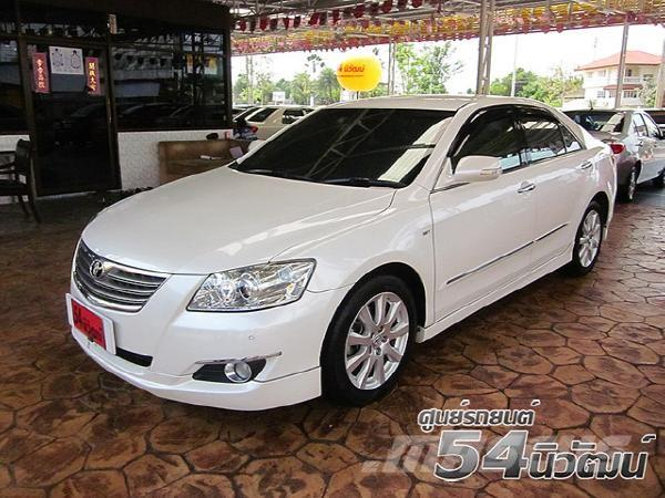 TOYOTA CAMRY โฉมปัจจุบัน (ปี06-09) 2.0 [G] EXTREMO