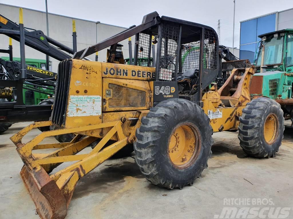 John Deere 540B