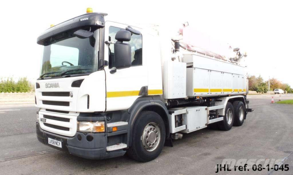 Scania FLEXLINE 312 HVIDTVED LARSEN