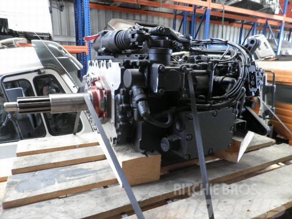 ZF Getriebe MAN 8 S 180 / 8S180 Ecomid, 2011, Växellådor