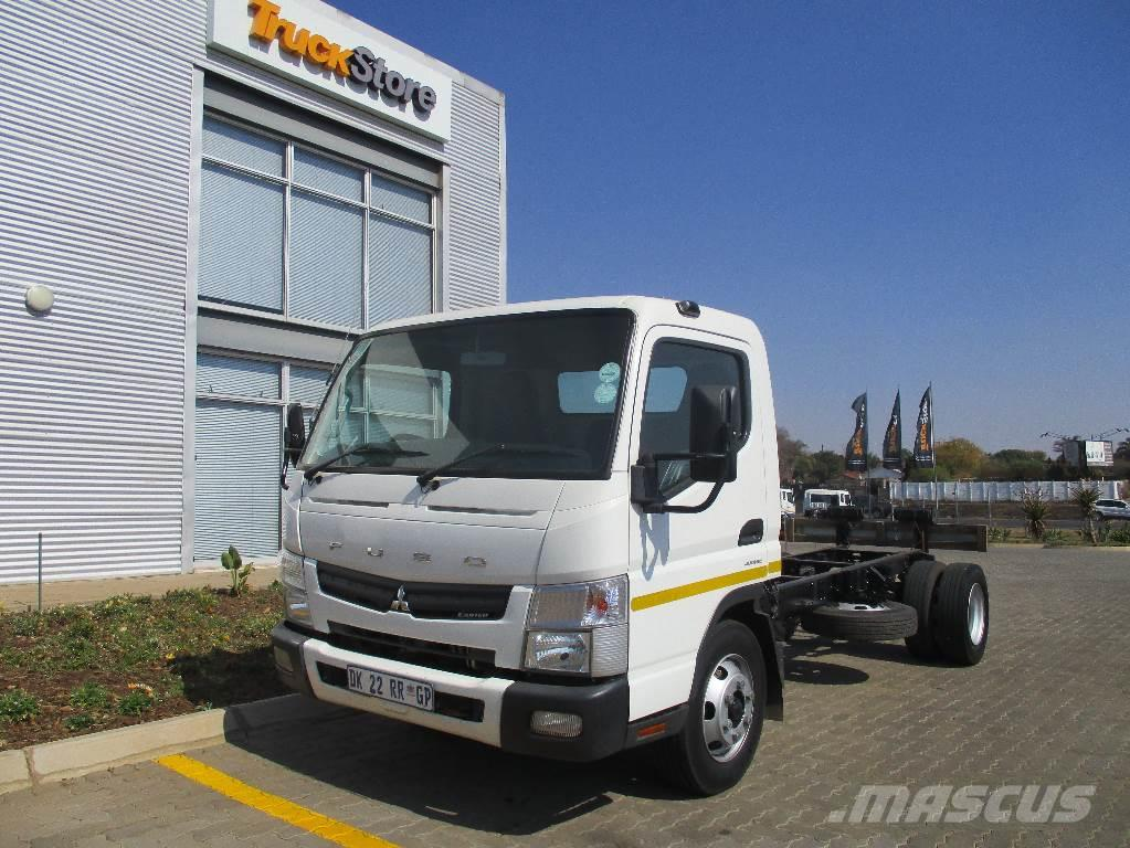 Fuso Canter FE7-150TF AMT Chassis Cab