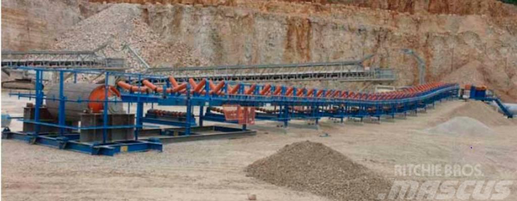 [Other] Land conveyor system 350 m
