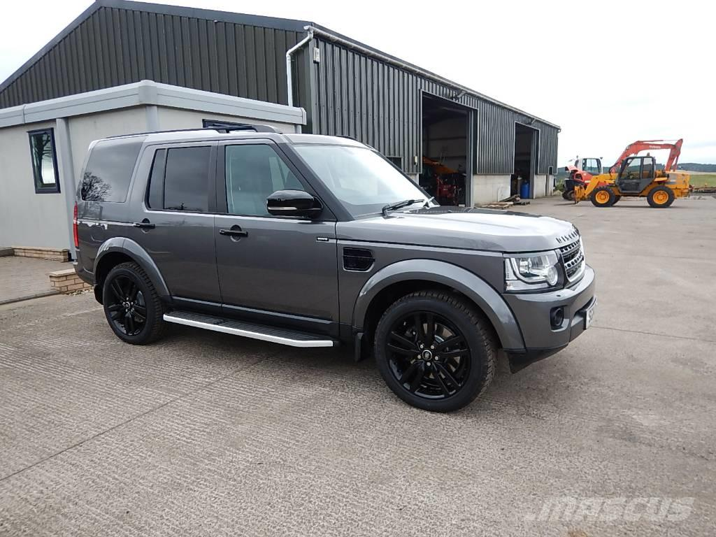 land rover discovery 4 black edition central scotland. Black Bedroom Furniture Sets. Home Design Ideas