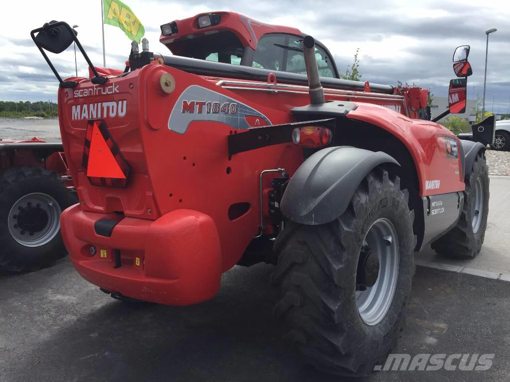 Manitou MT1840A ST3B *UTHYRES*
